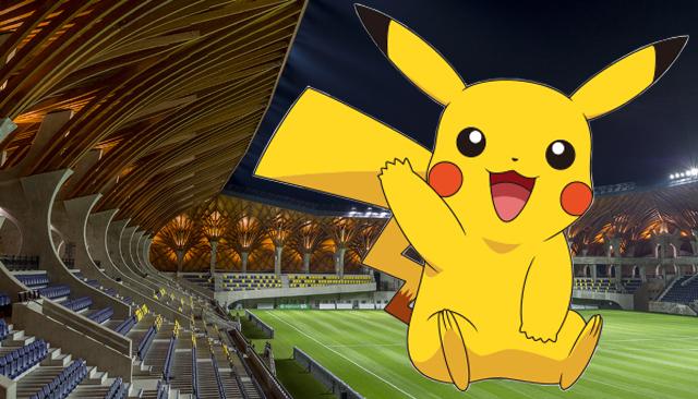Pancho Pikachu, ahogy a helyi pokémon-vadászok ismerik